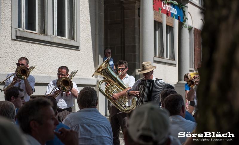 Musiktag Schüpfheim 2017